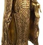 JAPANISCHER BUDDHA HOLZ ANTIK STYLE STATUE FIGUR CHINA MÖBEL ASIEN 114CM '8
