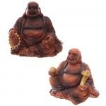 Mini Holz-Buddha, Sammelfigur